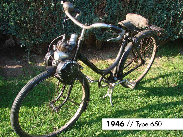 1946 Type 650