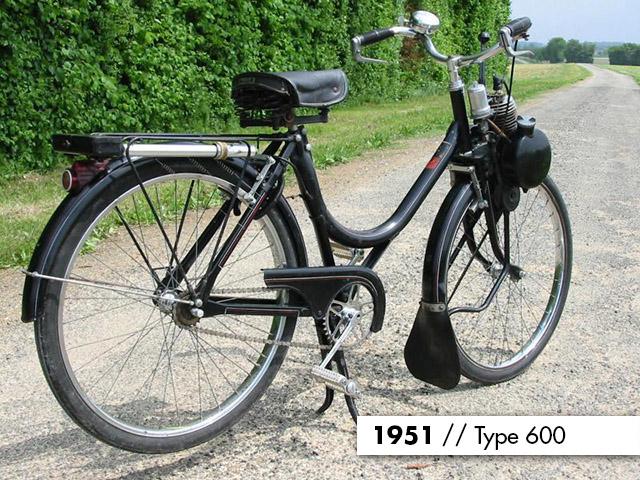 1951 Type 600