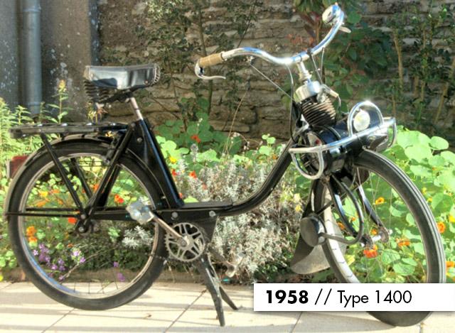 1958 Type 1400
