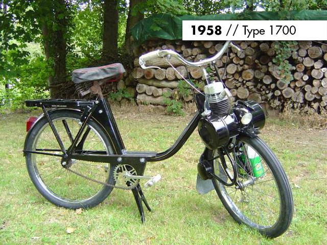 1958 Type 1700