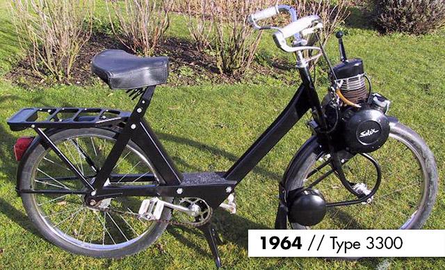 1964 Type 3300