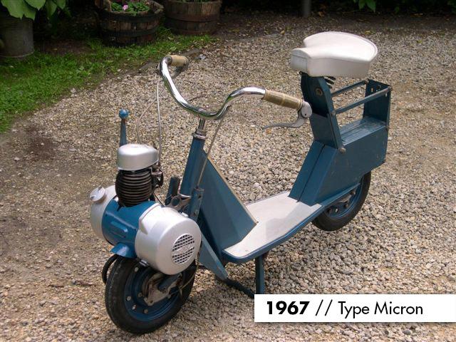1967 Type Micron