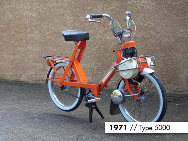 1971 Type 5000