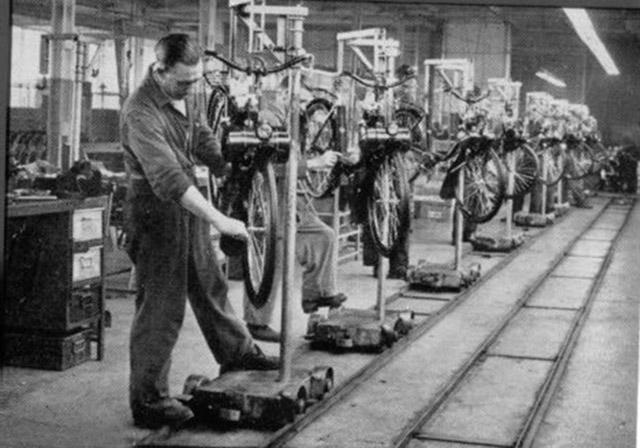 Solex fabriek